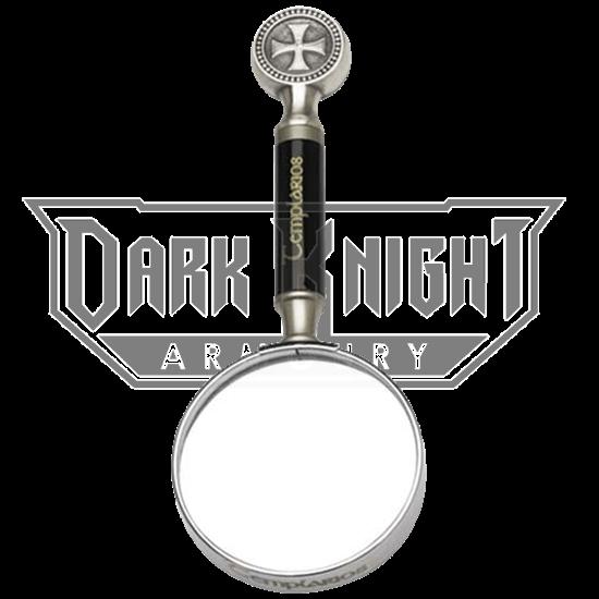 Black Templar Knight Magnifying Glass by Marto