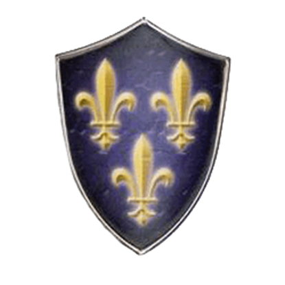 Miniature Charles V Shield by Marto