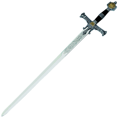Silver King Solomon Sword by Marto