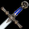 Silver Masonic Sword by Marto
