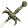 Attila the Hun Letter Opener by Marto