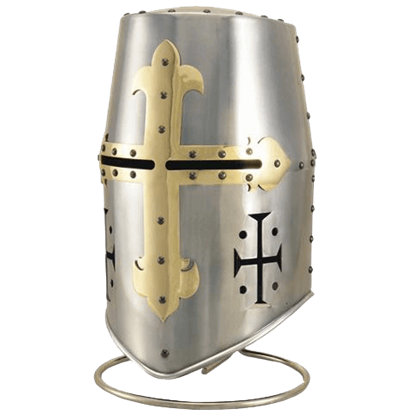 Templar Knight Great Helm by Marto