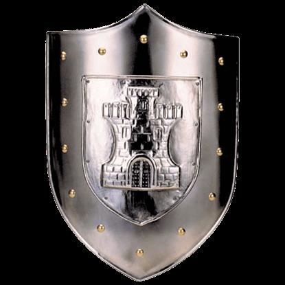Castle Shield by Marto