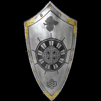 King Arthur Round Table Shield by Marto