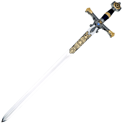 Deluxe Sword of King Solomon by Marto