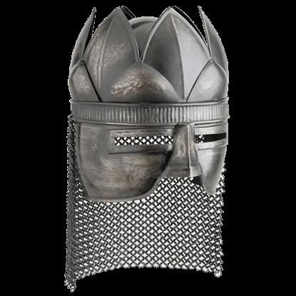 Conan the Barbarian Helmet of Thorgrim by Marto