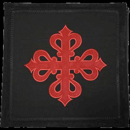 Templar Knight Order of Calatrava Cushion by Marto
