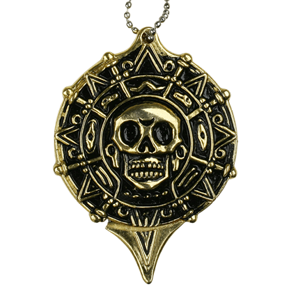 Pirate Coin Neck Knife