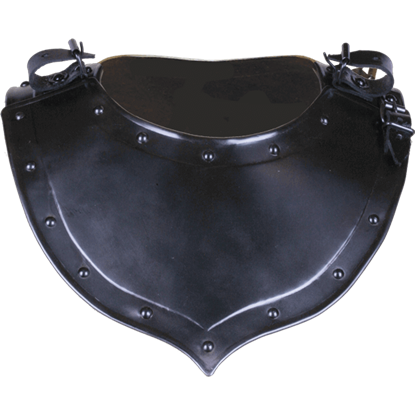Blackened Balthasar Gorget