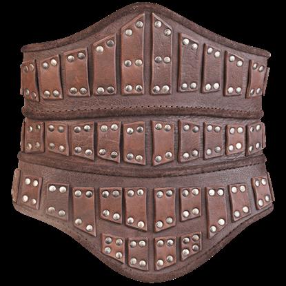 Evandra Leather Belt