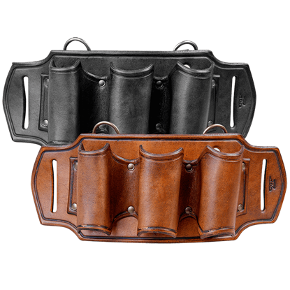 Galino Throwing Leather Dagger Holster