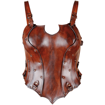 Kendra Leather Bodice for Ladies