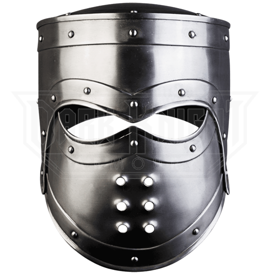 Edward Steel Helmet