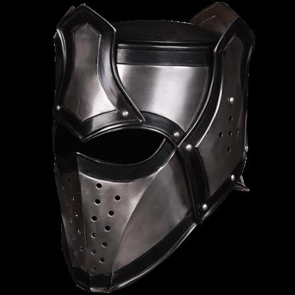 Kaldor Darkened Helmet