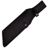 Black Sawback Survival Tanto Knife