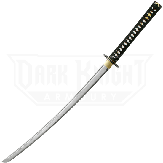 Celestial Dragon Samurai Sword