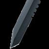 Black Steel Combat Tanto