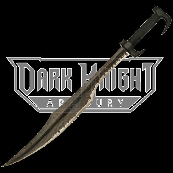 Antiquated Spartan Sword
