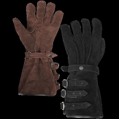 Suede Kandor Gloves