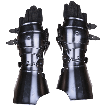 Blackened Markward Gauntlets