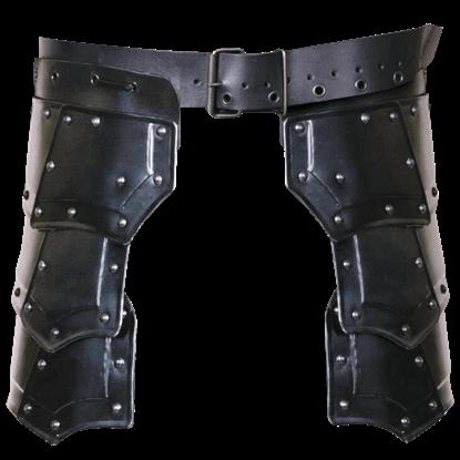 Blackened Vladimir Tasset Belt