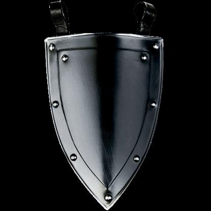 Blackened Balthasar Shield Tasset