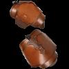 Artax Leather Pauldrons