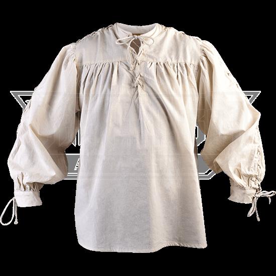 Alex Cotton Shirt