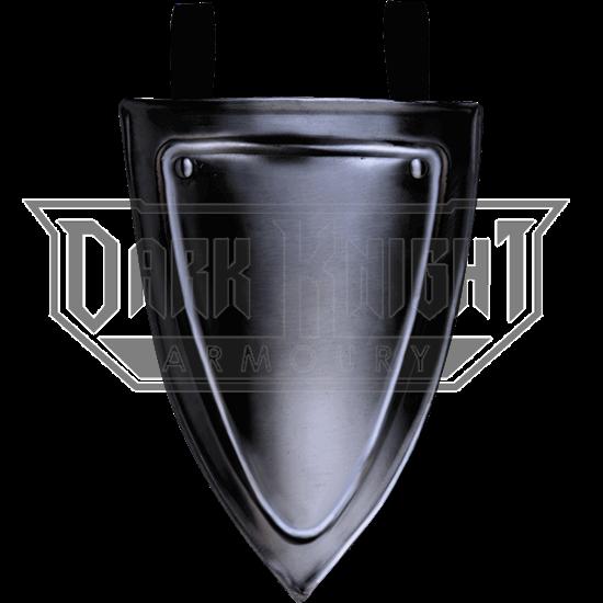 Blackened Adam Shield Tasset