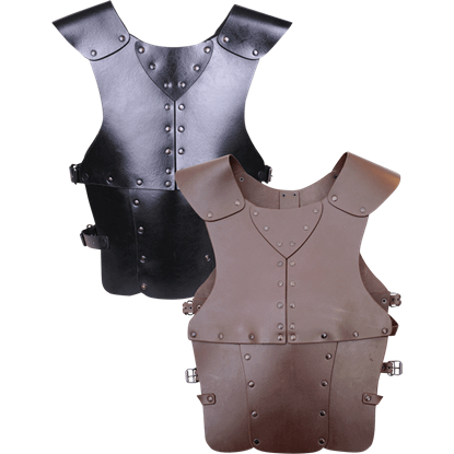 Kids Felix Leather Armour