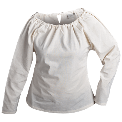 Amelia Canvas Blouse