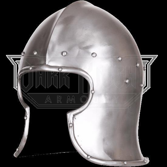 Fidelio Steel Barbute