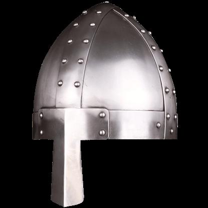 Thore Steel Nasal Helmet