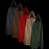 Aaron Wool Cloak
