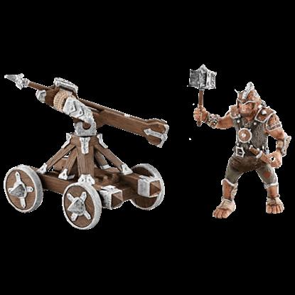 Ballista with Armorer