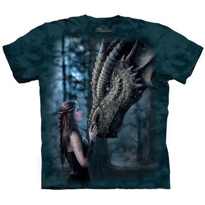 Anne Stokes Once Upon a Time T-Shirt