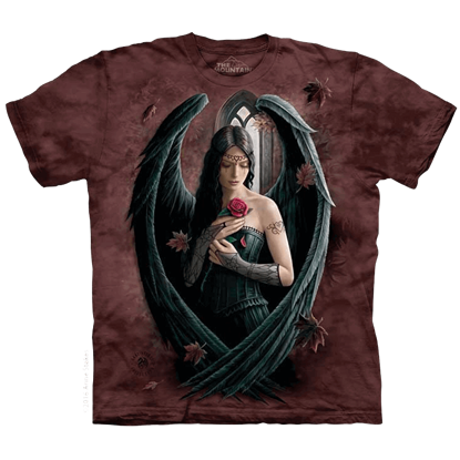 Anne Stokes Angel Rose T-Shirt