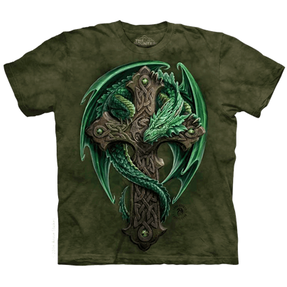 Anne Stokes Woodland Guardian T-Shirt