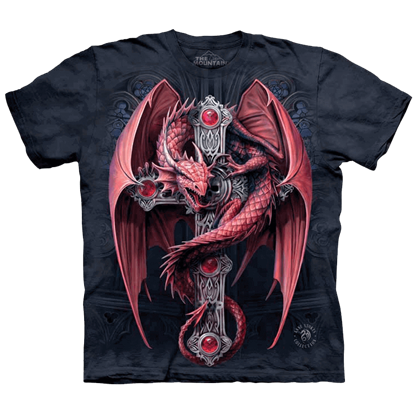 Anne Stokes Gothic Guardian T-Shirt
