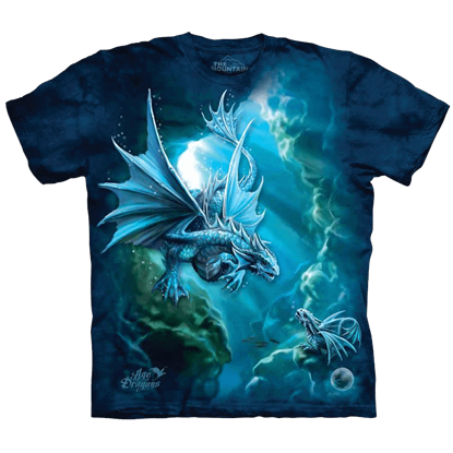 Anne Stokes Water Dragon T-Shirt