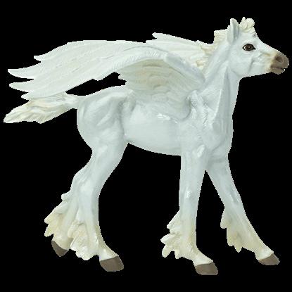 Baby Pegasus Figure