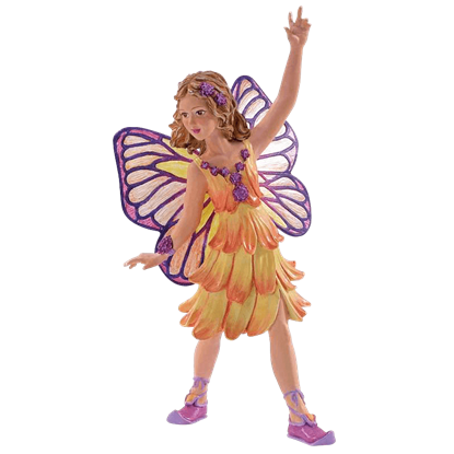 Buttercup Fairy Figure