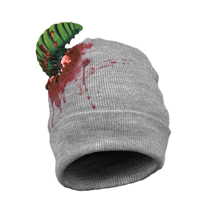 Bloody Brain Food Beanie