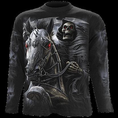 Death Rider Long Sleeve T-Shirt