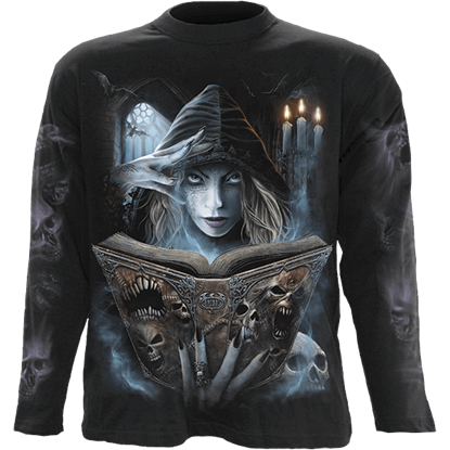 Book of Flesh Long Sleeve T-Shirt