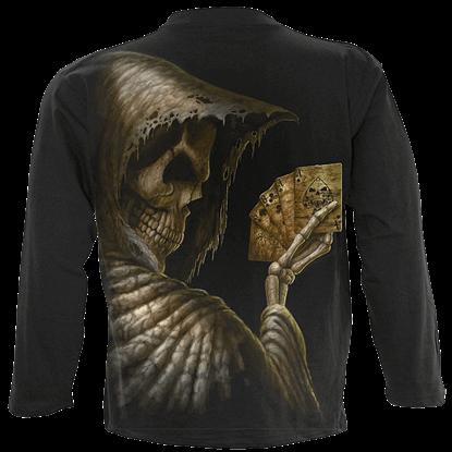 Dead Mans Hand Long Sleeve T-Shirt
