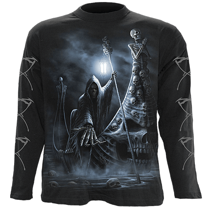 Live Now Pay Later Mens Long Sleeve T-Shirt