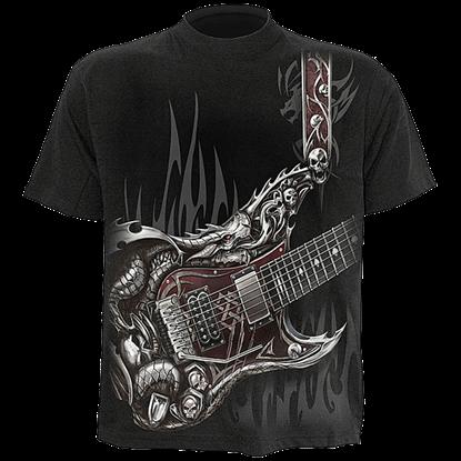 Air Guitar Mens T-Shirt