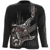 Air Guitar Mens Long Sleeve T-Shirt