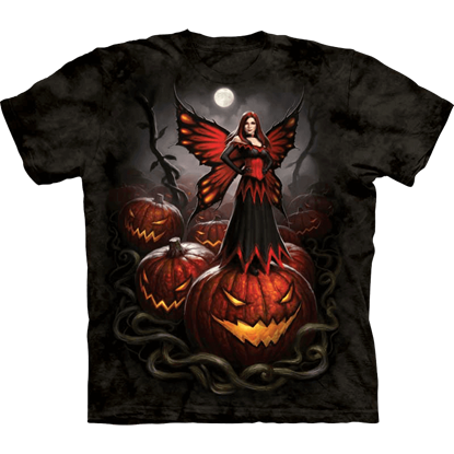 Childs Halloween Fairy T-Shirt